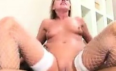 Mature Slut Creamed In The Pussy