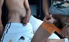 Colombian Boys With Monster Cocks Have Fun On Cam