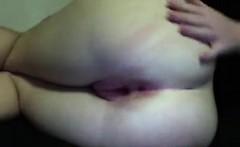 Fingering Her Ass Sideways