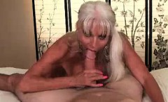 Granny Wants To Suck Off Young Cock
