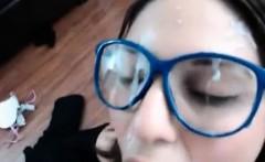 pov young couple webcams