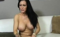Pornstar Naked And Chatting On Webcam