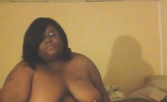 Black BBW Gets Fucked By Her Lovers BBC