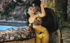 Dana Lynn, Nina Hartley, Ray Victory in classic sex video