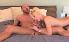 Erica moans as her pussy gets fucked
