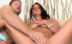 Sex Goddess Dixie Brooks Gets Fingered By Stud