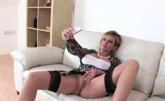 Cheating british milf lady sonia displays her monster hooter