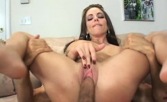 Fascinating cougar with marvelous big boobs begs for a deep pounding