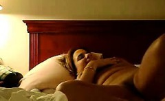 Luscious wife sucks a big dick and then gets pounded hard o