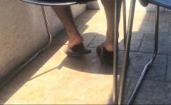 Base Voyeur - Carwash Sandals