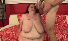 Big titted BBW hardcore sex