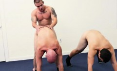 Bi young college gay porn Does naked yoga motivate more than