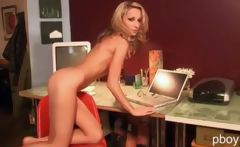 Seductive playboy coeds getting nude on cam