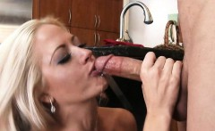 Mom Fucks Plumber In The Kitchen Holly Heart