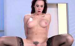 Hot Lawyer Chanel Preston Gets Boned By The CEO
