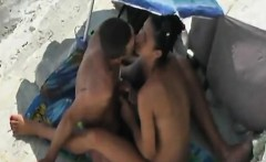 theSandfly Stunning Beachsex Actuality!