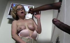 Gloryhole Sex With Penny Pax