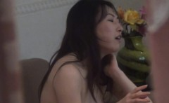 Asian ho spied fucking