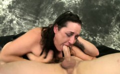 Betty Blaze ex convict mouth fucking