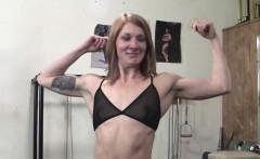 Charlotte POV Gym Session