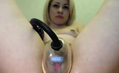 Attractive Nairy Pussy Camgirl Awesome Webcam Show