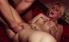 Mia is a dirty little slut. This German blonde fuck slut