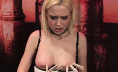 Some girls just love some kinky stuff. Candy Sue is one of