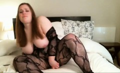 Sexy big size bbw babe with big boobs fucked