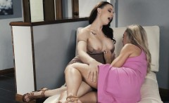 Brandi and Chanel can't keep their hands off one another