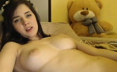 Anita Dark striptease and masturbation