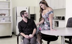 Mercedez gets fucked in the office