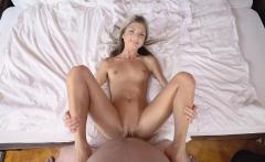 Sweet russian Gina gets hammered hard
