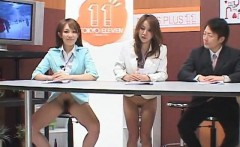 Explicit asian group sex toying