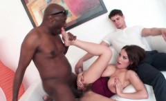 Interracial BBC With Big Tit latina Swinger