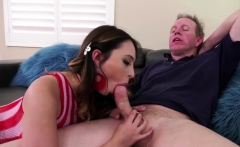 Horny babe Quinn Wilde rides a big cock for anal fuck