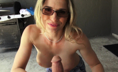 Stepson Slamms His Pretty Stepmother Cory Chase