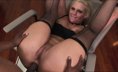 interracial anal fetish with Phoenix Marie