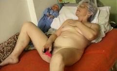 OmaPasS Granny Toys Self Masturbation Compilation