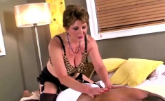 Adult slut with large tits gets banged