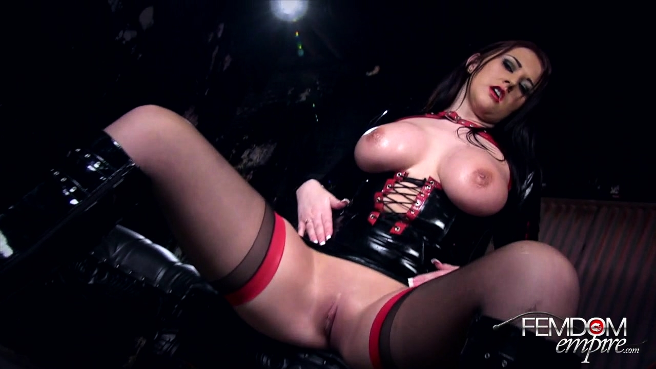 Alexis Grace Cock Drained