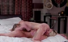 Kristen Scott hot lesbian sex with stepmom Olivia Austin