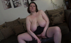 Solo Veronika plays with a toy