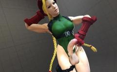 Futanari Lesbians 3D So Hot!