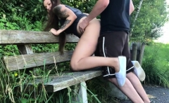 Ex Gf Wants To Ride A Dick Outdoors