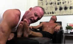 Gay licking feet and sucking penis mens foot fetish sheer so