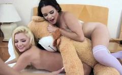 Lesbian breast sucking Bear Necessities
