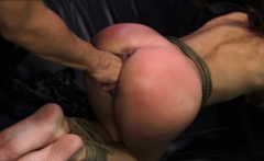 Bdsm fuck Angry boypals have no problem kicking their girlfr