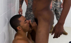 Male rock hard as steel gay sex tubes R&R, the Army69 way