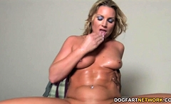 Anal Slut Flower Tucci Has Interracial Threesome Sex And Dp