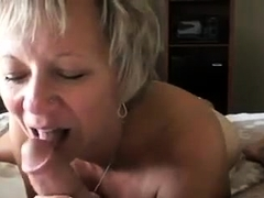 Mature And Blonde Blowjob Amateur